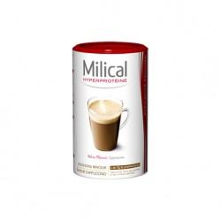 Milical Hyperprotéiné Saveur cappuccino 18 portions 540g