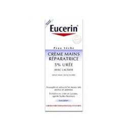 Eucerin Crème mains réparatrice 5% d'urée 75ml