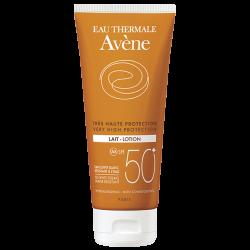 Avene Solaires Lait Haute Protection SPF50+ 100ml