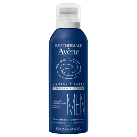 Avène Men mousse à raser 50ml