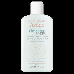 Avène Cleanance Hydra Crème lavante apaisante 200ml
