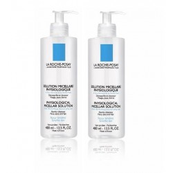 Solution micellaire physiologique, 2x400ml