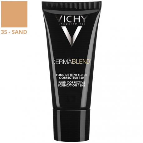 Dermablend Fond de teint fluide correcteur 35 Sand 30ml