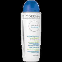 Bioderma Nodé P Shampooing anti-pelliculaire purifiant, 400ml