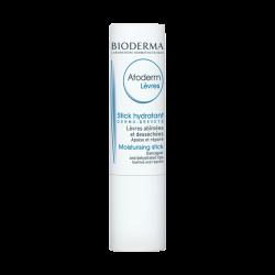 Bioderma Atoderm Stick lèvres hydratant et apaisant, 4g