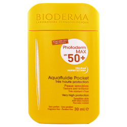 Bioderma Photoderm Max Aquafluide pocket SPF50+, 30ml