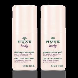 Nuxe Body Déodorant Longue Durée duo 2x50ml