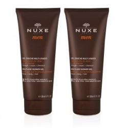 Nuxe Men gel douche multi-usages duo 2x200ml