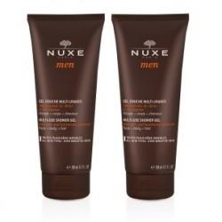 Nuxe Men gel douche multi-usages duo 2x200ml