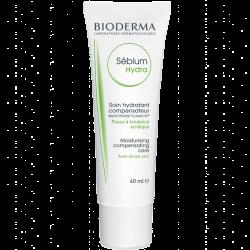 Bioderma Sébium Hydra Soin hydratant compensateur, 40ml