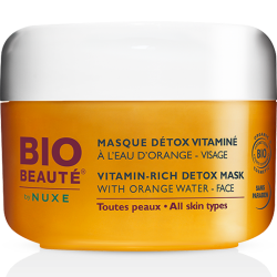 Bio Beauté Orange Masque détox vitaminé mini format 15ml