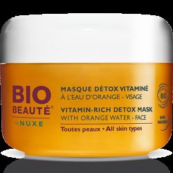 Bio Beauté Orange Masque détox vitaminé mini format 15ml