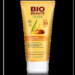 Bio Beauté Solaire Lait velouté protection moyenne spf20 150ml