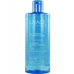 Uriage Gel surgras dermatologique 400ml