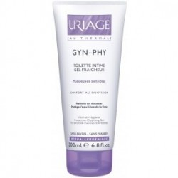 Uriage Gyn-phy gel moussante 200ml