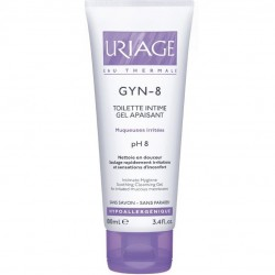 Uriage Gyn 8 gel moussant 100ml