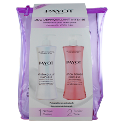 Payot Duo démaquillant intense 2x400ml