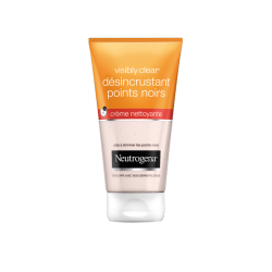 Neutrogena Visibly Clear Crème Nettoyante Point Noirs 150ml