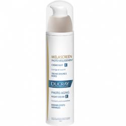 Ducray Melascreen Photo-vieillissement crème nuit 50ml