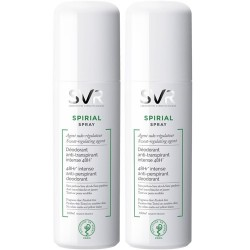 SVR Spirial Déodorant Anti-transpirant spray 2x100ml