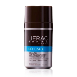Homme Déo 24h roll-on anti-transpirant 50ml
