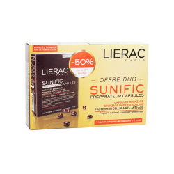 Sunific Préparateur de bronzage 2x30 capsules