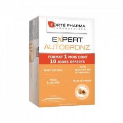 Forte Pharma Expert autobronz 20+10 ampoules buvables de 10ml