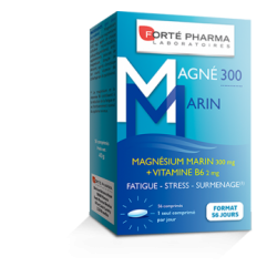 Forte Pharma Magne 600 Matin 56 comprimés