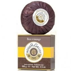 R&G Bois d'Orange Savon rond parfumé 100g