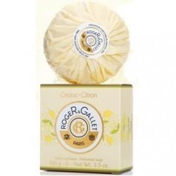 R&G Cédrat savon rond parfumé 100g