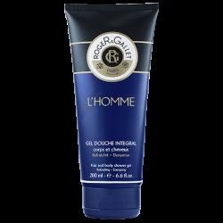 R&G L'Homme Gel douche corps et cheveux 200ml