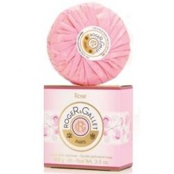 R&G Rose savon rond parfumé 100g