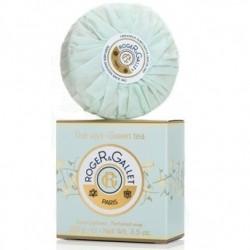 R&G Thé vert savon rond parfumé 100g