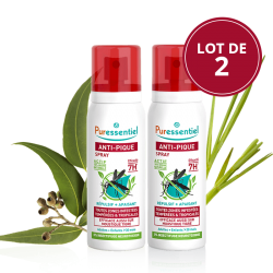 Puressentiel Anti-pique Spray 2x75ml
