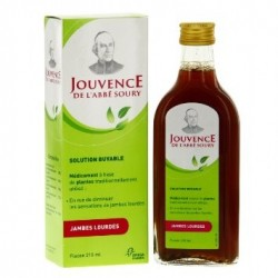 Jouvence Solution buvable flacon 210ml