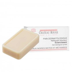 Chateau Rouge Pain dermatologique éclaircissant 100g