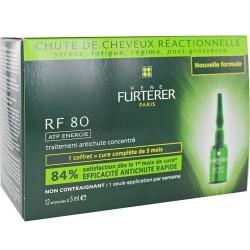 Furterer RF 80 traitement anti-chute concentré 12 ampoules