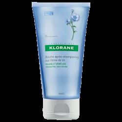 Klorane Baume après-shampooing Fibres de Lin 150ml