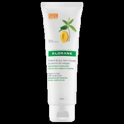 Klorane crème de jour sans rinçage Beurre de mangue 100ml