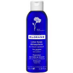 Klorane Lotion florale démaquillante 100ml
