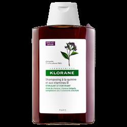 Klorane Shampooing Fortifiant Quinine et vitamine B 400ml