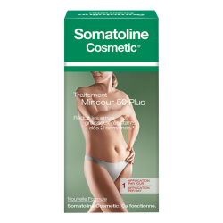 Somatoline Cosmetic Traitement minceur 50 Plus 150ml