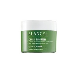 Elancyl Cellu slim nuit soin amincissant intensif nuit 250ml