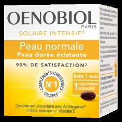Oenobiol Solaire intensif peau normale 30 capsules