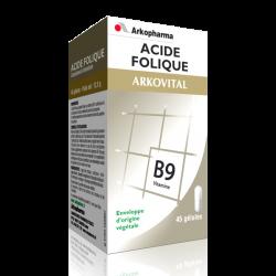 Arkovital Acide folique 45 gélules