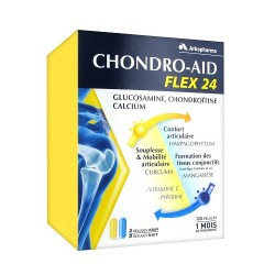 Chondro-Aid Flex 24 120 Gélules