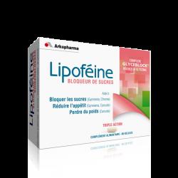 Lipoféine Bloqueur de sucres 60 gélules