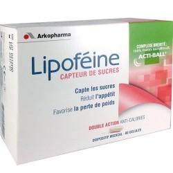 Lipoféine capteur de sucres 60 gélules