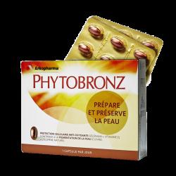 Phytobronz Préparateur solaire 30 capsules