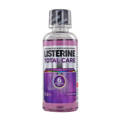 Listerine Total Care Bain de bouche quotidien 95ml
